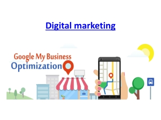 Dgital Marketing