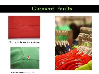 Garment Faults
