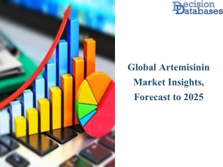Global Artemisinin Market Manufacturers Analysis Report 2019-2025