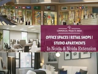 Buy Retail Shop   Office Spaces in Noida/Noida Extension