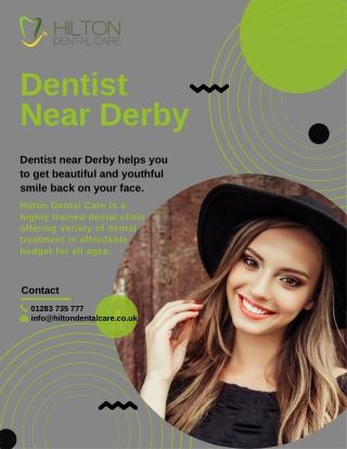 Dentist Near Derby
