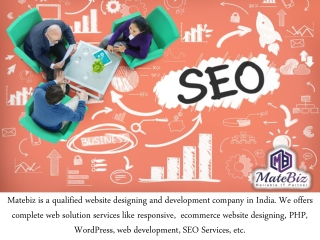 Are You Seeking For SEO Services In India