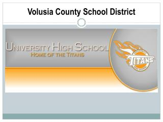 Volusia County School District