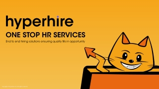 Hyperhire end2 end to end Hr Solution