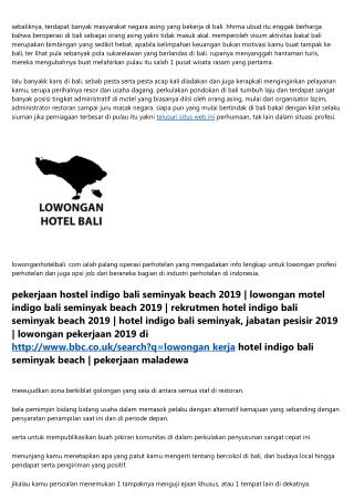 hhrma ubud teranyar 2019