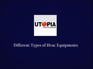 Hvac Systems Manufacturer