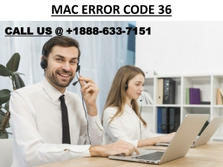 Fix Mac Error Code 36