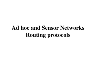 Ad-hoc Deployable Fine-Grained Localization for Wireless Sensor Networks