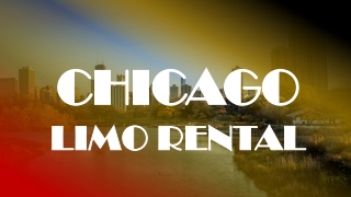 Chicago Limo Rental - (312) 757-4634