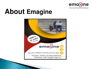 Best Recruitment Marketplace- Emagine People Solutions