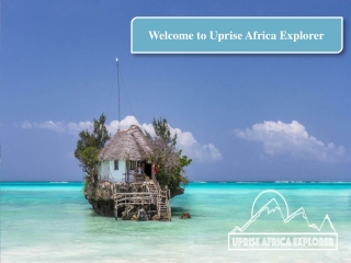 Welcome to Uprise Africa Explorer