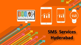 Bulk SMS Services in Hyderabad, Bulk SMS Marketing services In Hyderabad - SMSjosh