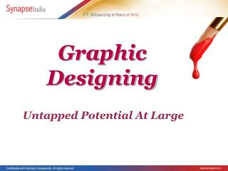 Graphic Designing : The Untapped Potential