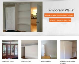 Temporary Wall Company NYC - Temporary Walls NYC
