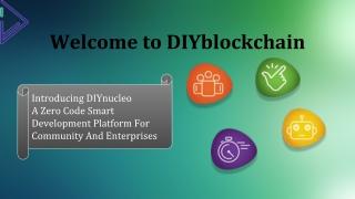 Cryptocurrency Development Platform
