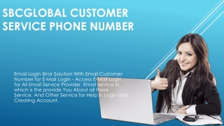 sbcglobal customer service Phone Number