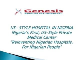 Advanced ICU Care in Lagos