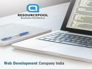 Leading Website Development Company Noida - AResourcePool
