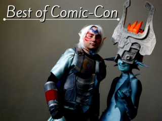 Best of San Diego Comic-Con 2019