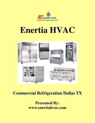 commercial refrigeration dallas tx