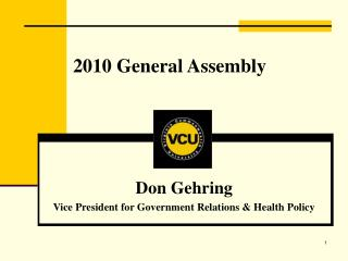2010 General Assembly