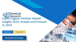 Liquid Organic Fertilizer Market Insights 2019