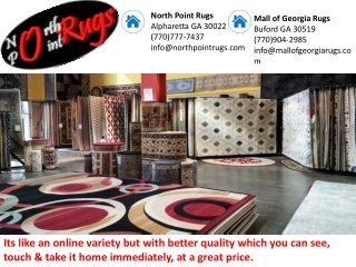 North Point Rugs | Buy Rugs online | Quality Rugs | Rugs Store Georgia