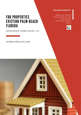For Properties eviction palm beach florida - JoinBuyersList.com