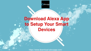 Download Alexa App To Setup Your Smart Devices