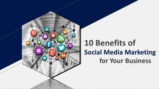 Benefits Of Social Media Marketing | Digital Marketing Company In Delhi
