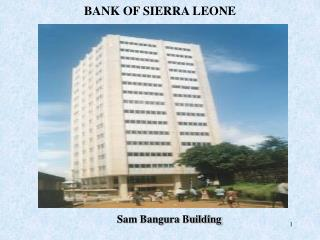 BANK OF SIERRA LEONE