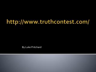 Luke's English Presentation