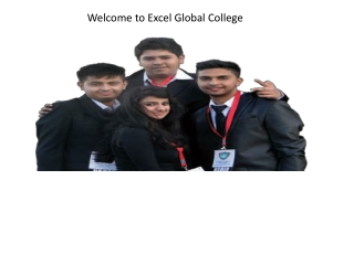 Excel Global College