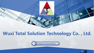 Wuxi Total Solution Technology Co. , Ltd.