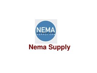 Industrial Automation Distributor | Nema Supply