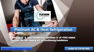 Platinum AC & Heat Refrigeration