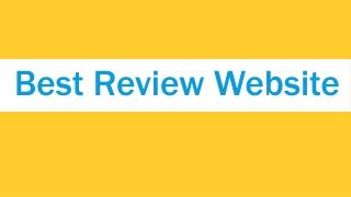 Best Review Website | elonview