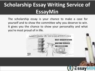 Contact EssayMin for Writing a Scholarship Essay