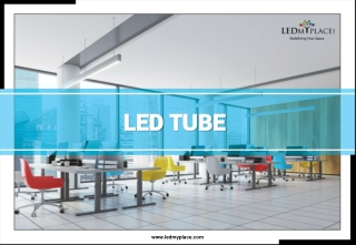 Best LED Tube Lights in Sale - Grab Now