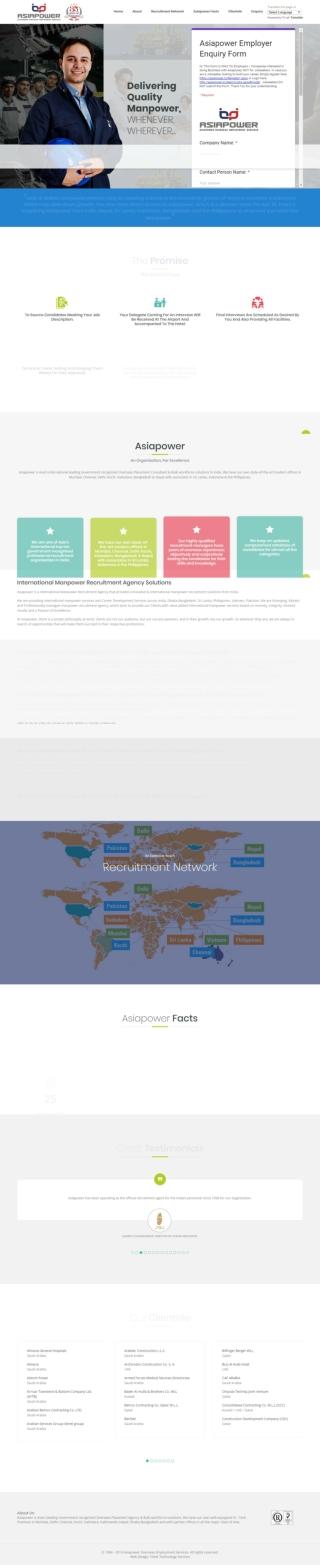 International Manpower Agency - Asiapower