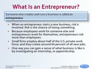 Family Businesses  Entrepreneurship