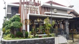 Pusat Lampu Gantung Kuningan - DAFFI ART GALLERY | 0812-8112-5758