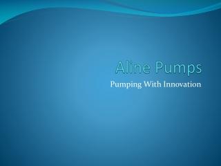 Aline Pumps