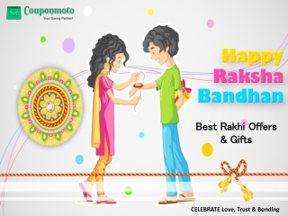 How to get discount at buying online Rakhi and Gifts