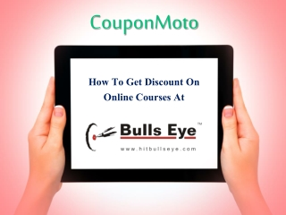How to use Hitbullseye Coupons?
