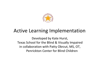 Active Learning Implementation