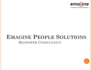 Emagine Solutions- Manpower Consultancy