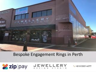 Bespoke Engagement Rings in Perth