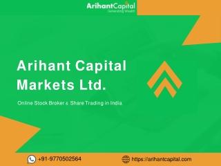 India's Best Stock Broker - Open Free Trading account Online