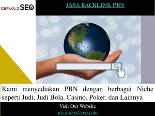 Jasa Backlink PBN